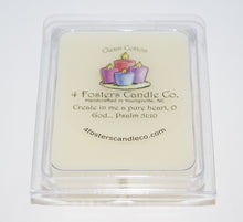 Load image into Gallery viewer, Clean Cotton Wax Melts