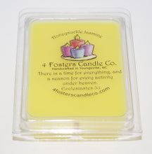 Load image into Gallery viewer, Honeysuckle Jasmine Wax Melts