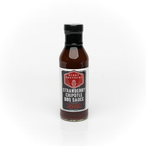 Strawberry Chipotle Barbeque Sauce