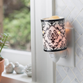Damask Porcelain Plug in Warmer