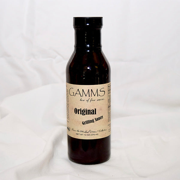 GAMMS Grilling Sauce