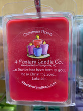 Load image into Gallery viewer, Christmas Hearth Wax Melts