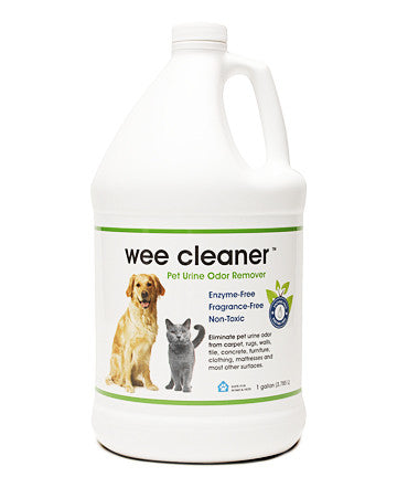 Wee Cleaner - 1 Gallon Bottle