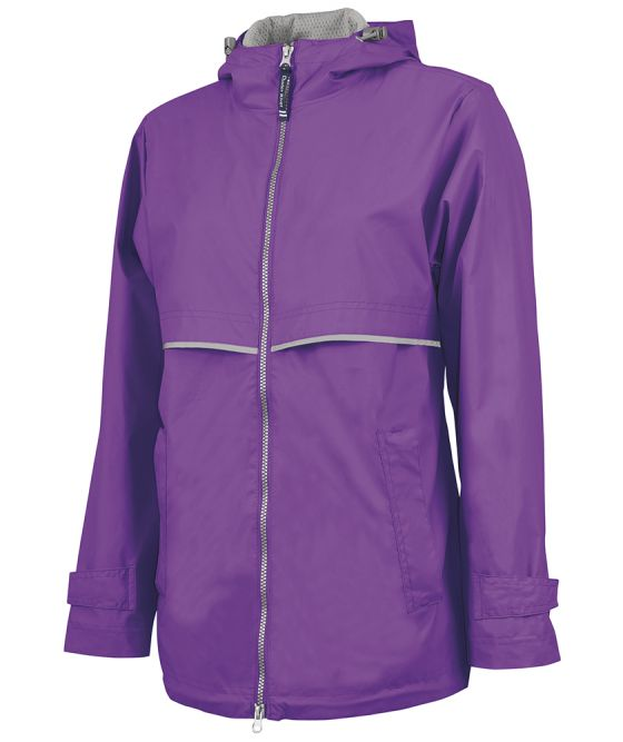 Create-a-Castle Rain Jacket (Multiple Colors/Styles)