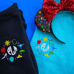 PLM Princess Monogram (Multiple Styles - LIMITED)