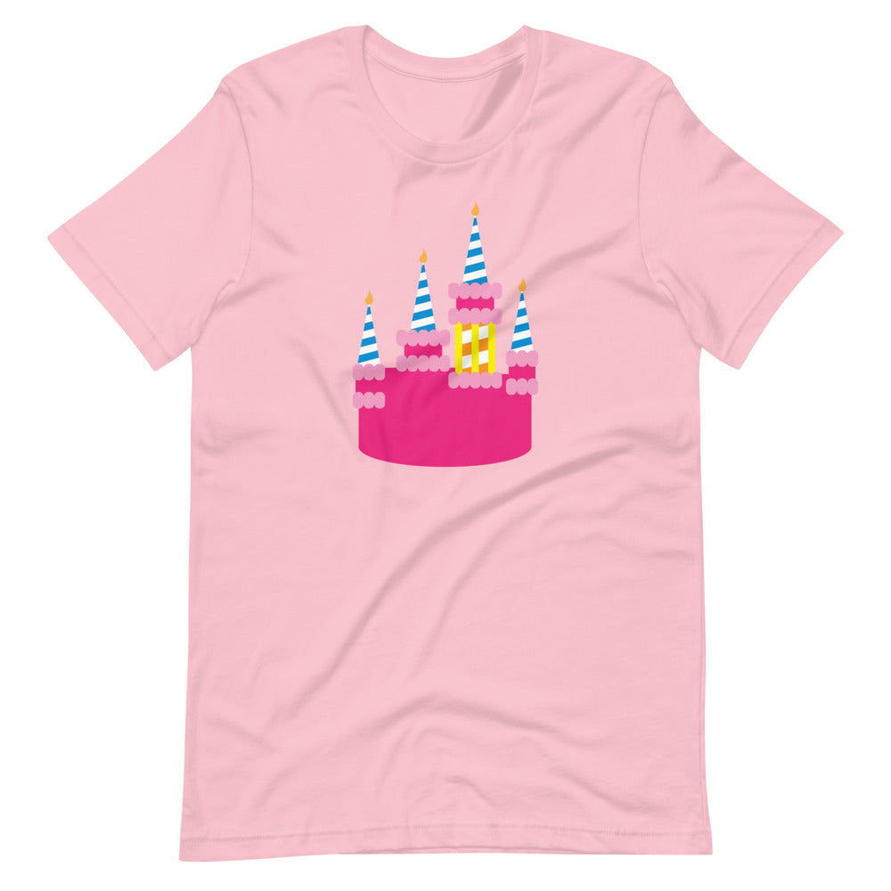 Party Castle - Unisex Crew Tee (3-4 week production time)