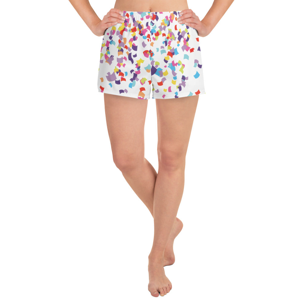 Confetti Party Shorts (7 business day production time)