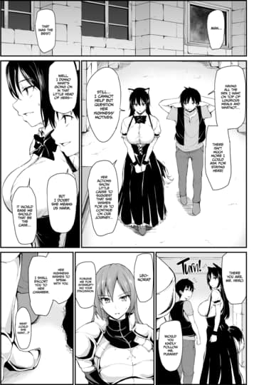 Tales of a Harem in Another World 4