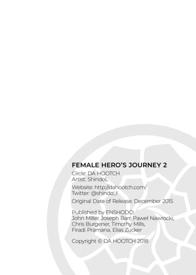 Female Hero's Journey 2 - Patty's Meet-Up Bar