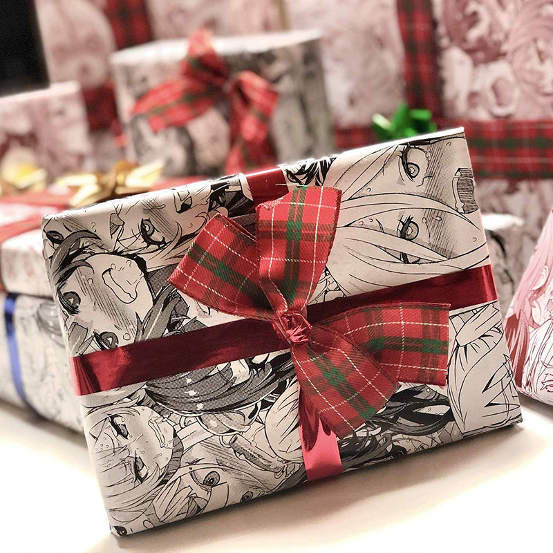 Ahegao Gift Wrapping Paper