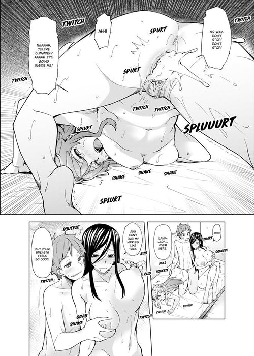 The Virgin Girl Who Wet Herself - Chapter 4