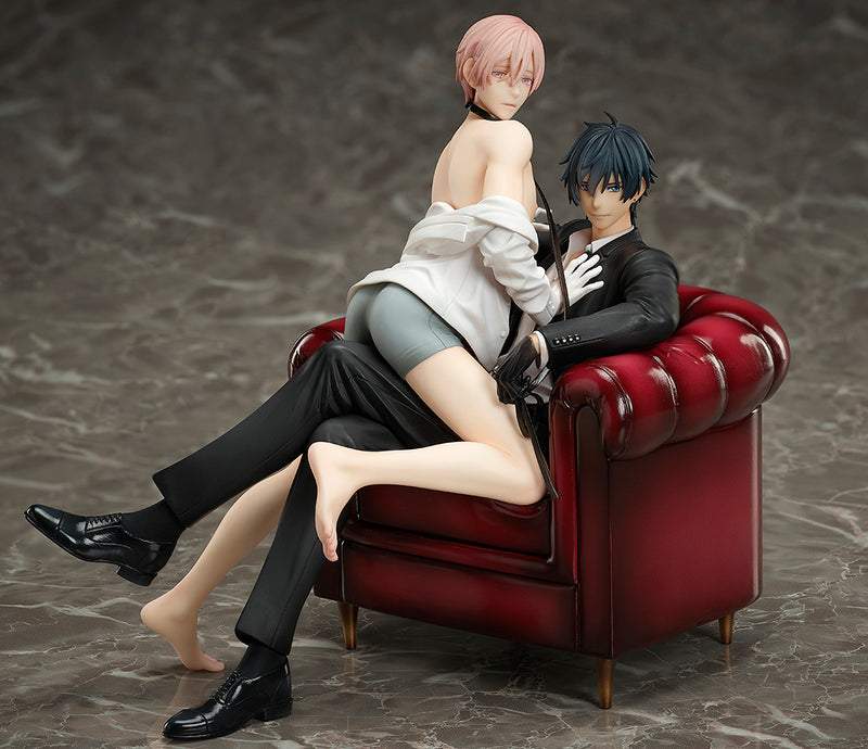 Ten Count - Shirotani Tadaomi and Kurose Riku (Takarai Rihito)