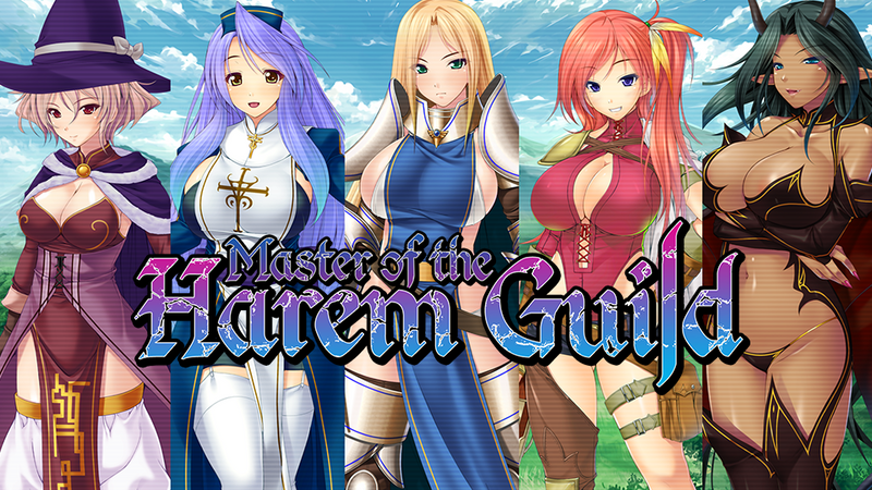 Master of the Harem Guild (PC Version)