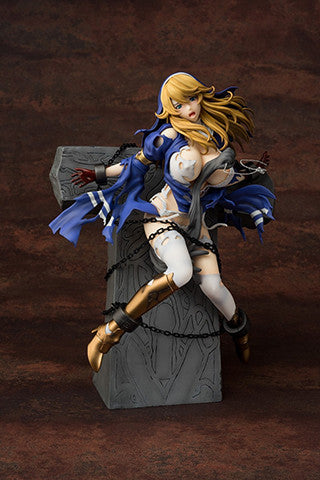 Seinaru Ikenie Inquisitor Sigui 1/5 Scale Figure (Queen's Blade Rebellion)