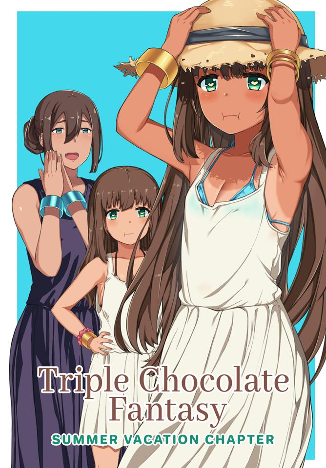 Triple Chocolate Fantasy - Summer Vacation Chapter