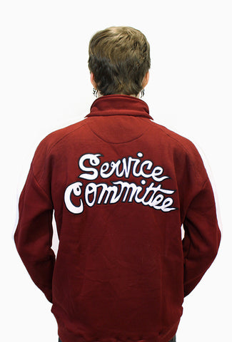 Service Committee Track Jacket