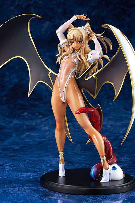 Lily Ramses Futaba Bikyaku Misetsuke ver. 1/6 Scale Figure (Tentacle and Witches)