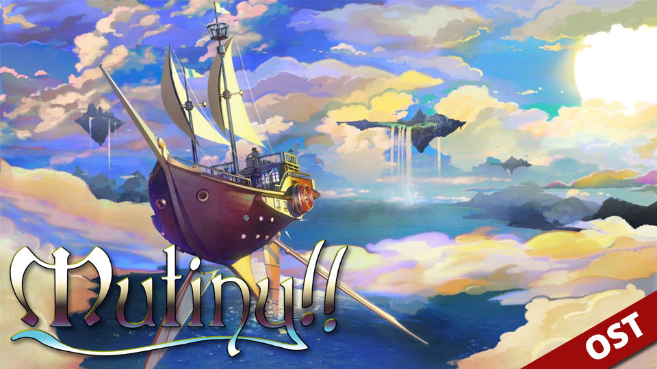 Mutiny!! Soundtrack