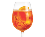 Aperol Spritz...more like Aperol Blitz'd it - by Nick