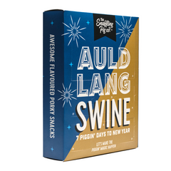 Auld Lang Swine - 7 Day advent Calendar to New Year