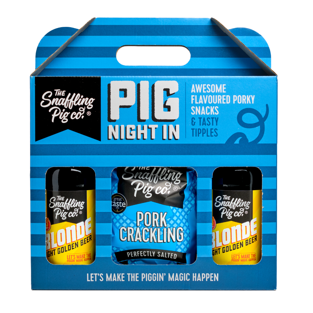 Pig Night In (Beer) Gift Set