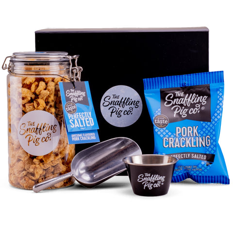 Swine Dining Investor Gift Pack with Share Certificate
