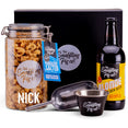 Personalised Pig Beer Bar Gift Pack