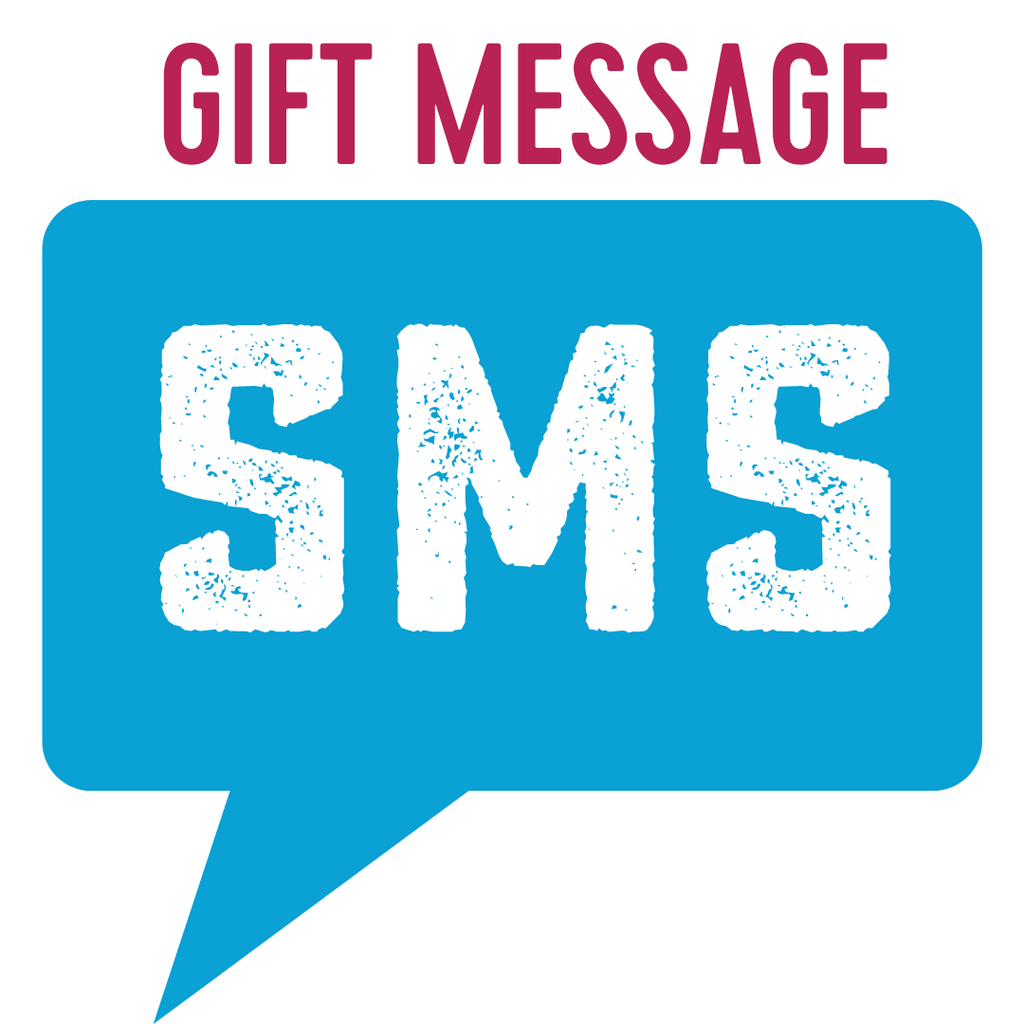 Piggin' SMS Gift Message