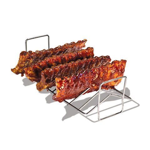 Pig Bluey BBQ Rack of Smokiness