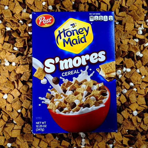 Honey Maid S'mores Breakfast Cereal
