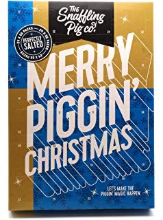 Perfectly Salted Only Pork Crackling Advent Calendar