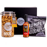 Personalised Chilli Lovers Gift Pack