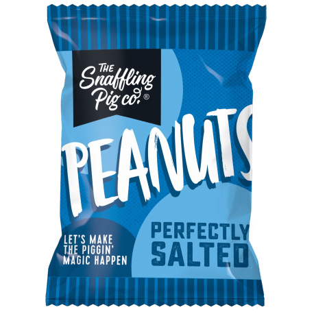 Case of 24 Perfectly Salted Peanuts