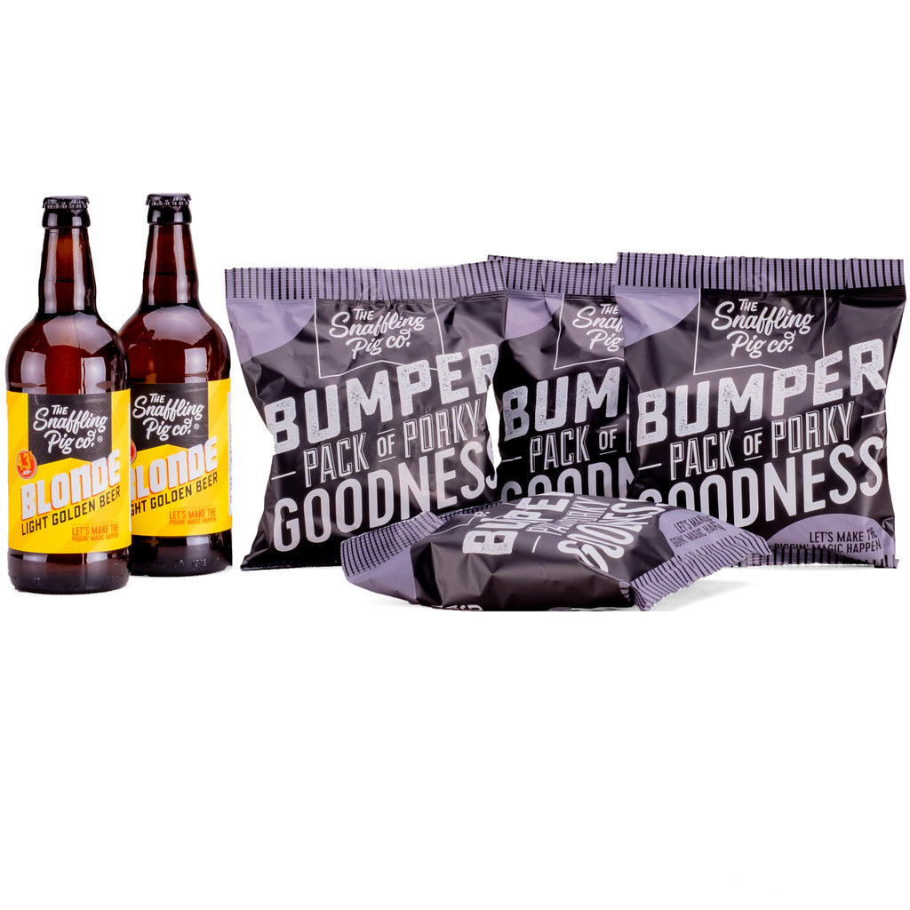 Monthly Subscription of Beer and Pork Bumper Packs