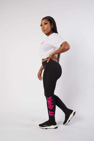 Aaliyah Jay: It Girl Leggings