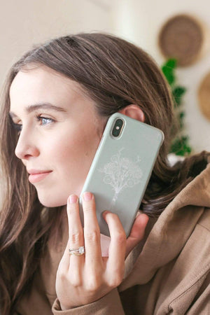 Acacia Kersey: Bouquet Phone Case