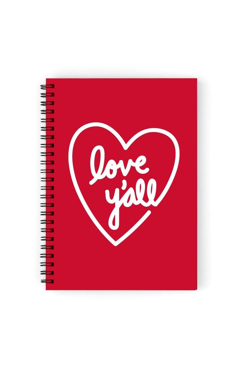 Addison Rae: Love Y'all Red Notebook