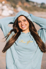 Addison Rae: Mint For You Hoodie