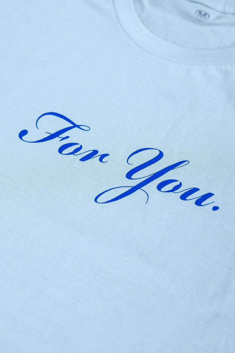 Addison Rae: Youth For You Blue Shirt