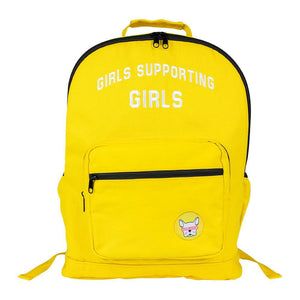 Adelaine Morin 'Girls Supporting Girls' Backpack