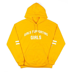 Adelaine Morin 'Girls Supporting Girls' Hoodie