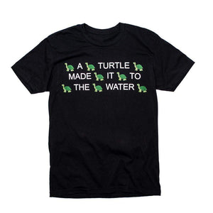 Turtle Shirt By Allcraft