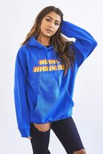 Royal Highness Hoodie By Andrea Russett