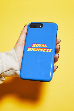 Royal Highness Phone Case by Andrea Russett