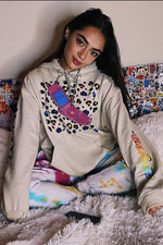 Avani 'Don't Be Shy' Cellphone Nude Hoodie