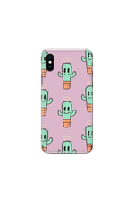 Ben of the Week 'My Cactus Died' Pink Phone Case