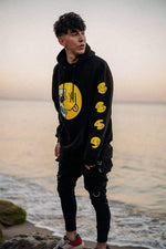 Bobby Mares: Exclusive 'Cyber Smiley Skull' Hoodie
