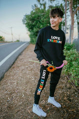 Bobby Mares: Love Everyone Joggers