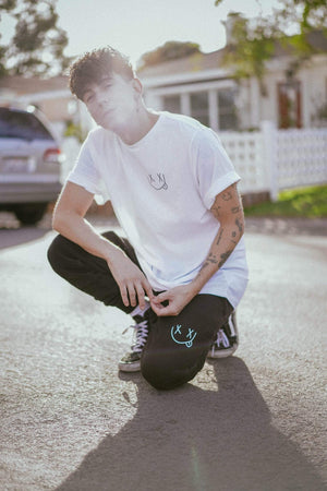 Bobby Mares XXSmiley White Shirt
