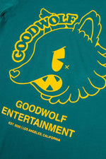 Teal Goodwolf Shirt: Bobby Mares